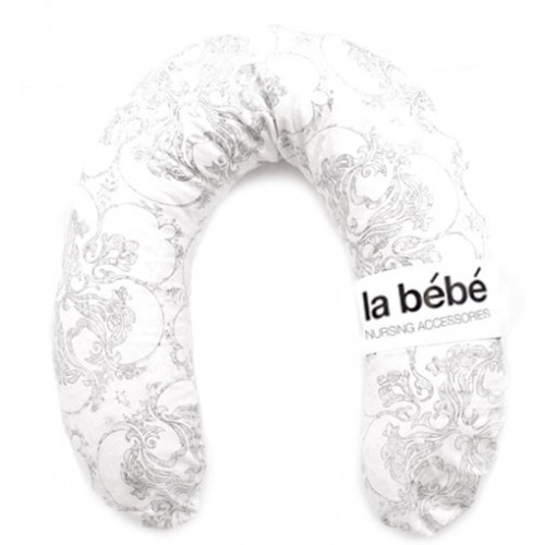 La Bebe™ Cotton Nursing Maternity Pillow Barocco Pattern  30*104cm